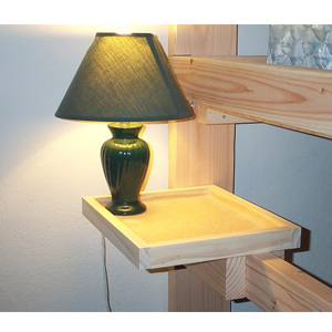 Solid Wood Lamp Shelf (USM)