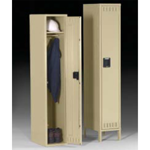 Institutional Grade Single Tier Locker (TO)