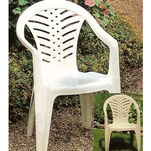 Malibu Mid Back Stack Chair 9240_ (LB)