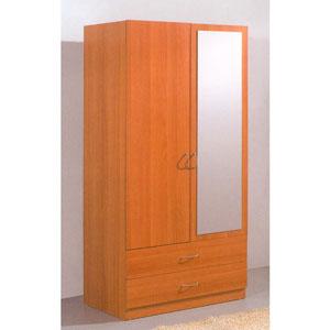 Wardrobe w/Mirror 1371 (VF)