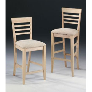 Unfinished Roma Counter Height Stool S 201_(IC)