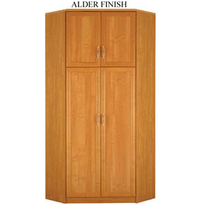 Beau 4 Door Corner Wardrobe SB 062 (ACE)
