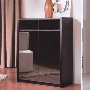 Shoe Cabinet With Mirror Front SC 9221(ARHFS)
