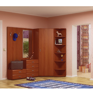 Mix And Match Hallway Furniture Stella 4 Pc Corner Hall