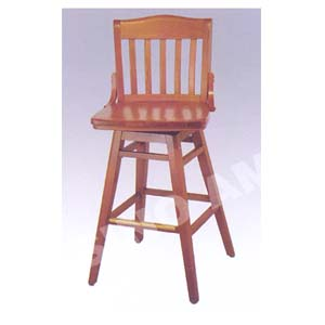 Commercial Grade Swivel Bar Chair YXY-070N-BAR/S (SA)