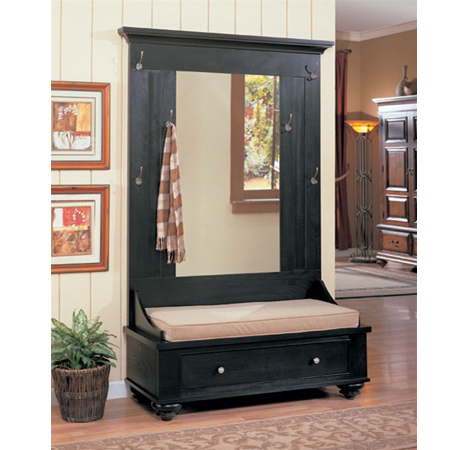 sc 1 st  National Furnishing & Hall Trees: Hall Tree with Storage 900651 CO @ NationalFurnishing.com